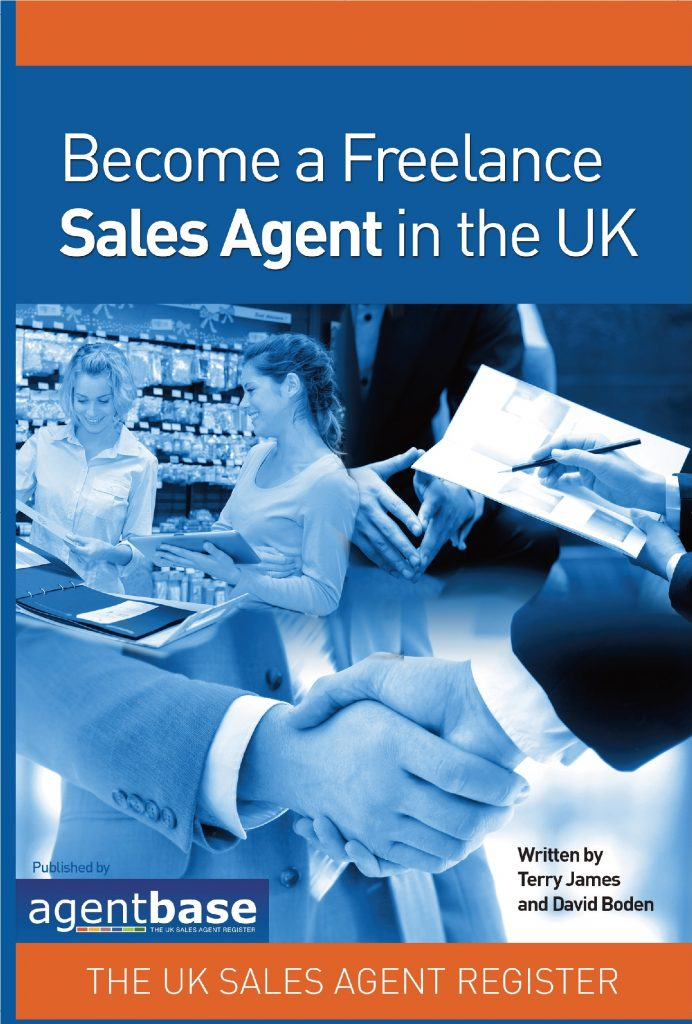 Book: Become a Freelance Sales Agent in the UK