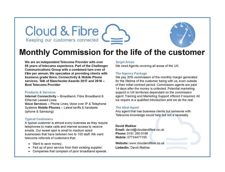 Cloud & Fibre - AgentBase